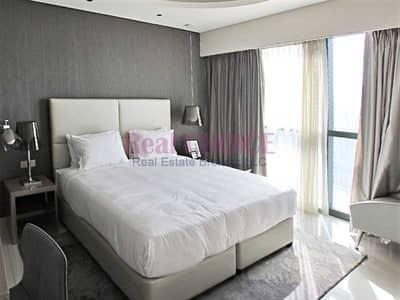 شقة فندقية  للبيع في الخليج التجاري، دبي - Large Furnished Studio | Tower C | Balcony
