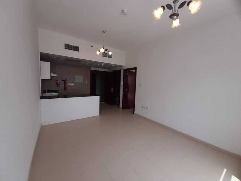 own apartment one bedroom in city tower ajman 3000 monthly installment !!! free AC