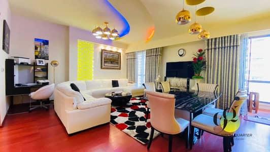 شقة 2 غرفة نوم للبيع في جميرا بيتش ريزيدنس، دبي - 2BHK I Marina view I Furnished I JBR