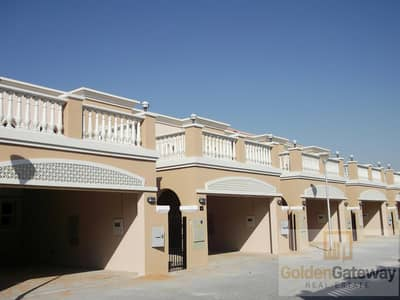 2 Bedroom Townhouse for Sale in Jumeirah Village Triangle (JVT), Dubai - Single Row | Maintained | Rented