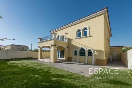 3 Bedroom Villa for Rent in Jumeirah Park, Dubai - Available Dec   Open Plan   3 Bedrooms