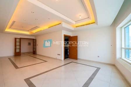 شقة 4 غرف نوم للايجار في الخالدية، أبوظبي - شقة في برج المنتزه شارع الخالدية الخالدية 4 غرف 185000 درهم - 5458158