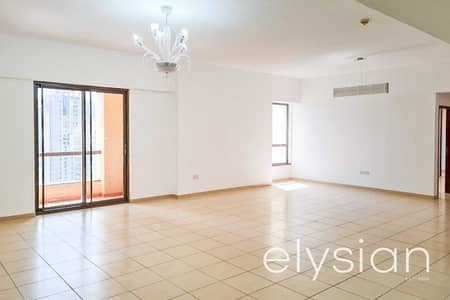 4 Bedroom Apartment for Sale in Jumeirah Beach Residence (JBR), Dubai - Marina View | Spacious 4 Bed | Prime Location
