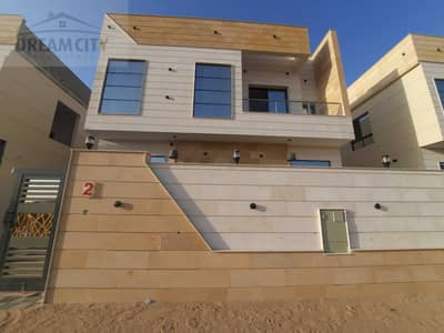 5 Bedroom Villa for Sale in Al Yasmeen, Ajman - Villa European design, distinctive view, personal finishing