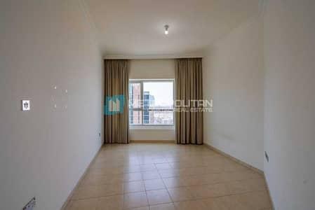 شقة 3 غرف نوم للايجار في الخالدية، أبوظبي - شقة في برج المنتزه شارع الخالدية الخالدية 3 غرف 140000 درهم - 5458166
