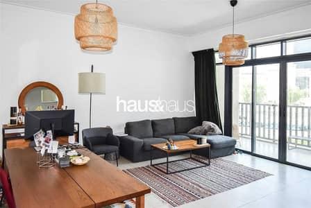 فلیٹ 2 غرفة نوم للايجار في التلال، دبي - Beautiful and Modern | Natural Light | Unfurnished