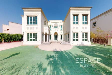 5 Bedroom Villa for Sale in Jumeirah Islands, Dubai - 5BR+Maids   Lake View   Ready To Move In