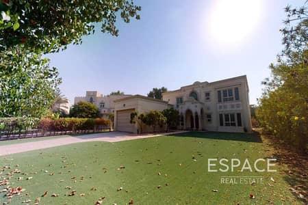 5 Bedroom Villa for Sale in Jumeirah Islands, Dubai - Rare Lake Facing Master View   5BR+Maids