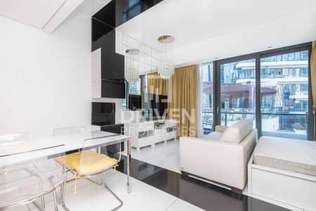 Studio for Sale in Dubai Marina, Dubai - Fully Furnished and Upgraded   Pool View