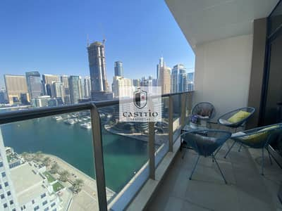 Studio for Sale in Dubai Marina, Dubai - High Rent l Invest Now l Pay Monthly