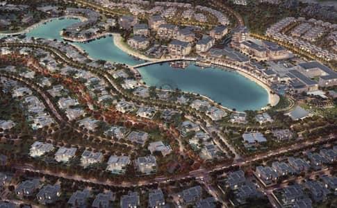 فیلا 5 غرف نوم للبيع في تلال الغاف، دبي - 5Br Re-Sale SINGLE ROW Villa