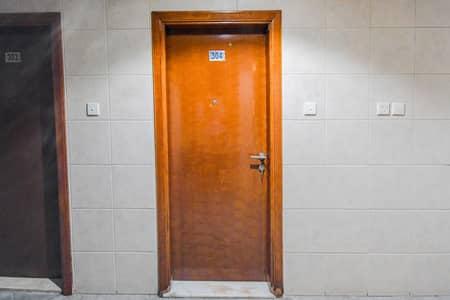 Studio for Rent in Deira, Dubai - studio for rent near by Naif Metro Station