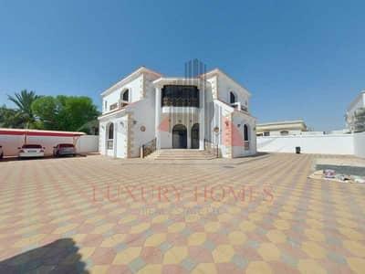 7 Bedroom Villa for Rent in Falaj Hazzaa, Al Ain - Captivating Private Access Villa with Big Yard