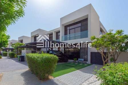 تاون هاوس 5 غرف نوم للبيع في داماك هيلز (أكويا من داماك)، دبي - Sign SPA Today   Exclusive Unit   Single Row