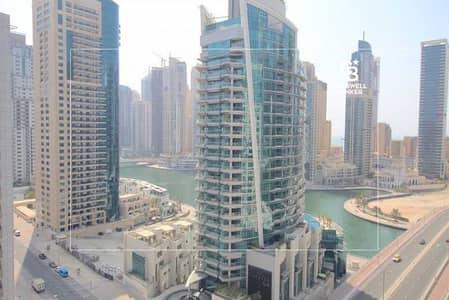 شقة 2 غرفة نوم للايجار في دبي مارينا، دبي - Largest Unit   Marina View  Vacant 20.10