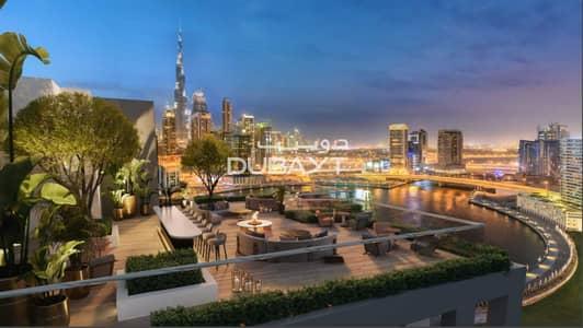 فلیٹ 1 غرفة نوم للبيع في الخليج التجاري، دبي - شقة في 15 نورثسايد الخليج التجاري 1 غرف 1499000 درهم - 5458843