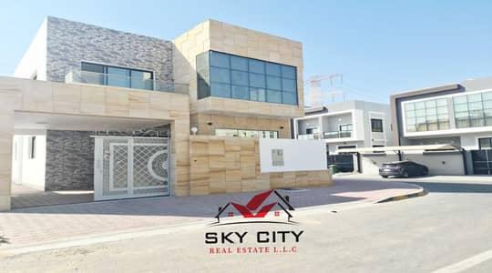 5 Bedroom Villa for Sale in Al Yasmeen, Ajman - Villa European design corner on a main street