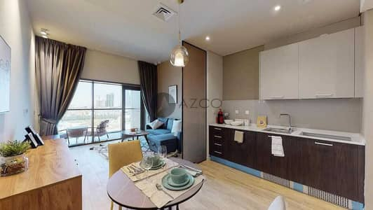 Studio for Sale in Jumeirah Village Circle (JVC), Dubai - Finest Interiors | Quality and Modern Living | Ca!