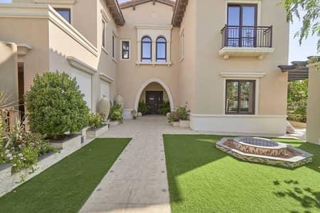 فیلا 6 غرف نوم للبيع في المرابع العربية 2، دبي - Single Row Villa Vacant on Transfer