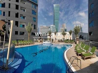فلیٹ 2 غرفة نوم للايجار في الخليج التجاري، دبي - FROM NOV 1| BEAUTIFULLY FURNISHED| LOW FLOOR