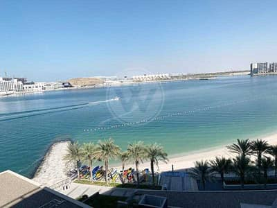 3 Bedroom Apartment for Rent in Al Raha Beach, Abu Dhabi - The perfect sunset with unobstructed sea views