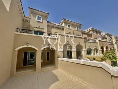 تاون هاوس 3 غرف نوم للبيع في قرية جميرا الدائرية، دبي - SB | Spacious   & Bright | 3BR + M @1.55M