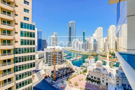 1 Bedroom Apartment for Sale in Dubai Marina, Dubai - Exclusive | Balcony I Marvelous | 1-Bed