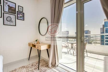 شقة 2 غرفة نوم للبيع في الخليج التجاري، دبي - best deal / nice view / ready to move in