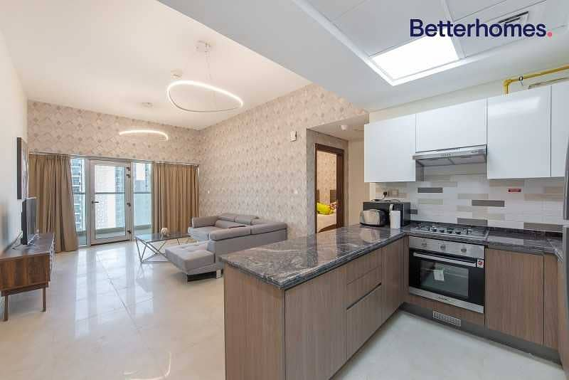 2 Brand New | Large One Bed | Modern | High Floor