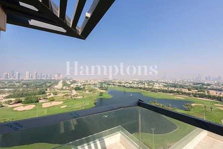 بنتهاوس 5 غرف نوم للبيع في التلال، دبي - Rare Duplex Penthouse | Golf Course View