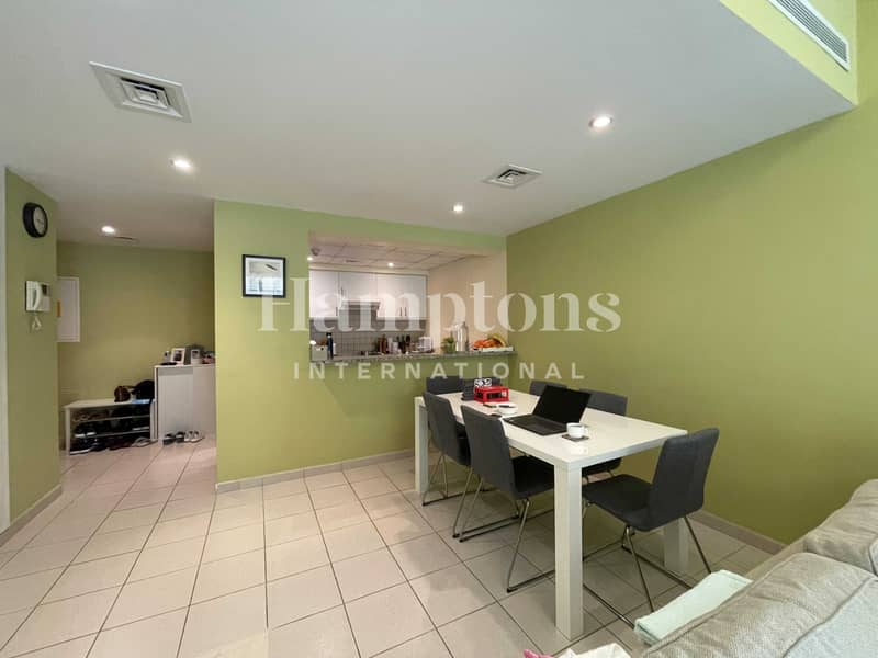Well Maintained | Pool View | High Floor