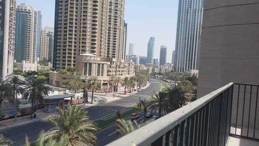 شقة 2 غرفة نوم للايجار في وسط مدينة دبي، دبي - شقة في بوليفارد هايتس برج 1 بوليفارد هايتس وسط مدينة دبي 2 غرف 125000 درهم - 5459292