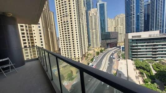 فلیٹ 1 غرفة نوم للايجار في دبي مارينا، دبي - شقة في مارينا كواي ويست مارينا كواي دبي مارينا 1 غرف 80000 درهم - 5459387