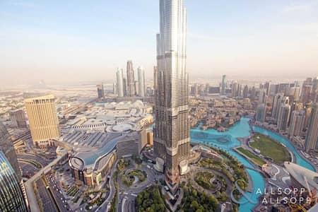 3 Beds | Burj Khalifa Views | High Floor