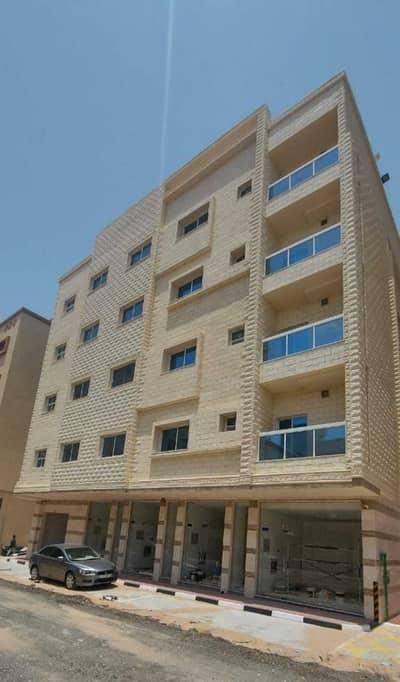 A room and a hall for annual rent in Ajman, Al Rawda area, behind the Hamidiya police station
