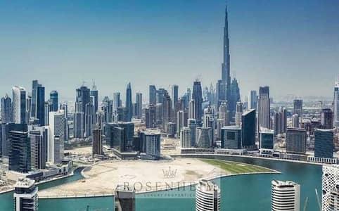 فلیٹ 1 غرفة نوم للبيع في واجهة دبي البحرية، دبي - شقة في ذا بيننسولا دبي الواجهة المائية واجهة دبي البحرية 1 غرف 1200000 درهم - 5454601