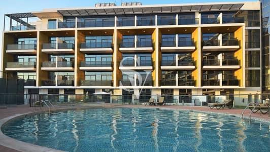 شقة 1 غرفة نوم للبيع في قرية جميرا الدائرية، دبي - Spacious 1BR Duplex + Terrace | Pool View