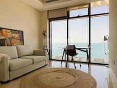 شقة في ذا 8 ذا كريسنت نخلة جميرا 2 غرف 230000 درهم - 5459595