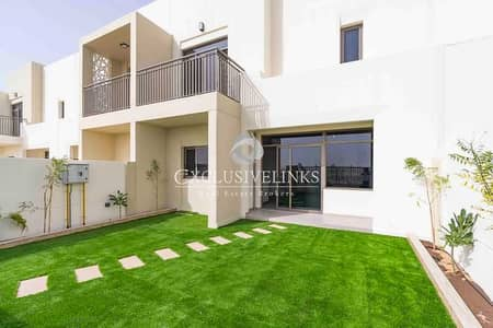 3 Bedroom Townhouse for Sale in Town Square, Dubai - EXCLUSIVE/Single row/Open view/Type   1/Landscaped
