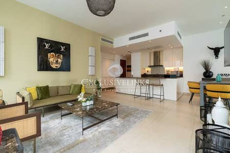 2 Bedroom Flat for Rent in Dubai Marina, Dubai - Luxurious corner two bedroom with fully furnished