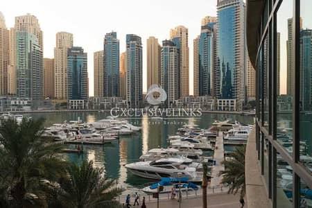 فلیٹ 1 غرفة نوم للبيع في دبي مارينا، دبي - Vacant | Upgraded | Furnished | Luxury Apartment