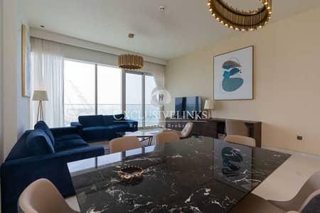 شقة 3 غرف نوم للبيع في مدينة دبي للإعلام، دبي - SEA VIEWS/ FULLY FURNISHED/ 5 YEARS PAYMENT PLAN