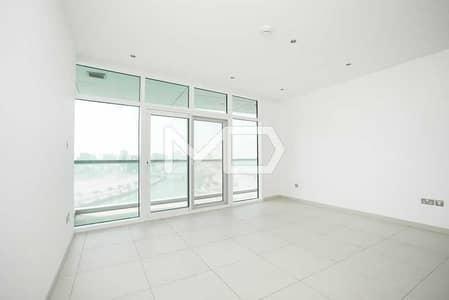 فلیٹ 2 غرفة نوم للايجار في شاطئ الراحة، أبوظبي - شقة في مساكن النسيم C النسیم البندر شاطئ الراحة 2 غرف 130000 درهم - 5459661