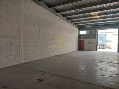 مستودع  للايجار في جبل علي، دبي - Near To Expo Site | Well Maintained Warehouse |