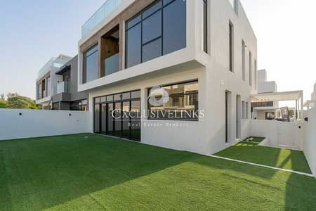 4 Bedroom Townhouse for Rent in Jumeirah Golf Estates, Dubai - Panoramic Views   Full Appliances  Golf Buggy