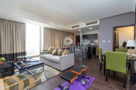 1 Bedroom Flat for Rent in Dubai Sports City, Dubai - Available 14th Oct | Biggest Layout | Furnished