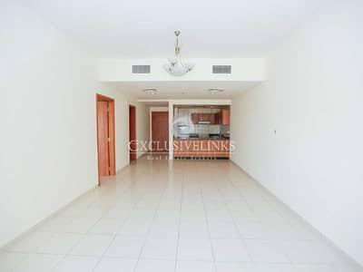 فلیٹ 1 غرفة نوم للايجار في قرية جميرا الدائرية، دبي - LARGE 1 BEDROOM   POOLVIEW   BEST LOCATION