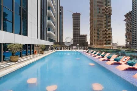 3 Bedroom Penthouse for Sale in Jumeirah Lake Towers (JLT), Dubai - New 3 Bed Plus Maids l 2 Car Spaces I Lake View