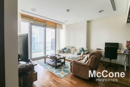 1 Bedroom Apartment for Rent in DIFC, Dubai - Exclusive | High Floor | Tenanted | Spacious