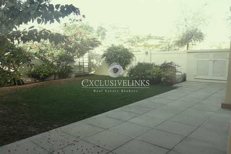 3 Bedroom Villa for Rent in Dubai Sports City, Dubai - Spacious Townhouse with beautiful garden